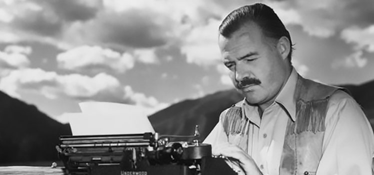 5 Ernest Hemingway Quotes to Guide Your Sun Valley Vacation ...
