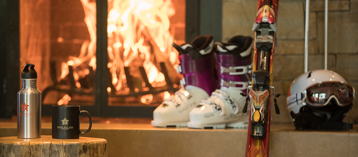 knob-hill-inn-sun-valley-skiing-gear-fireplace