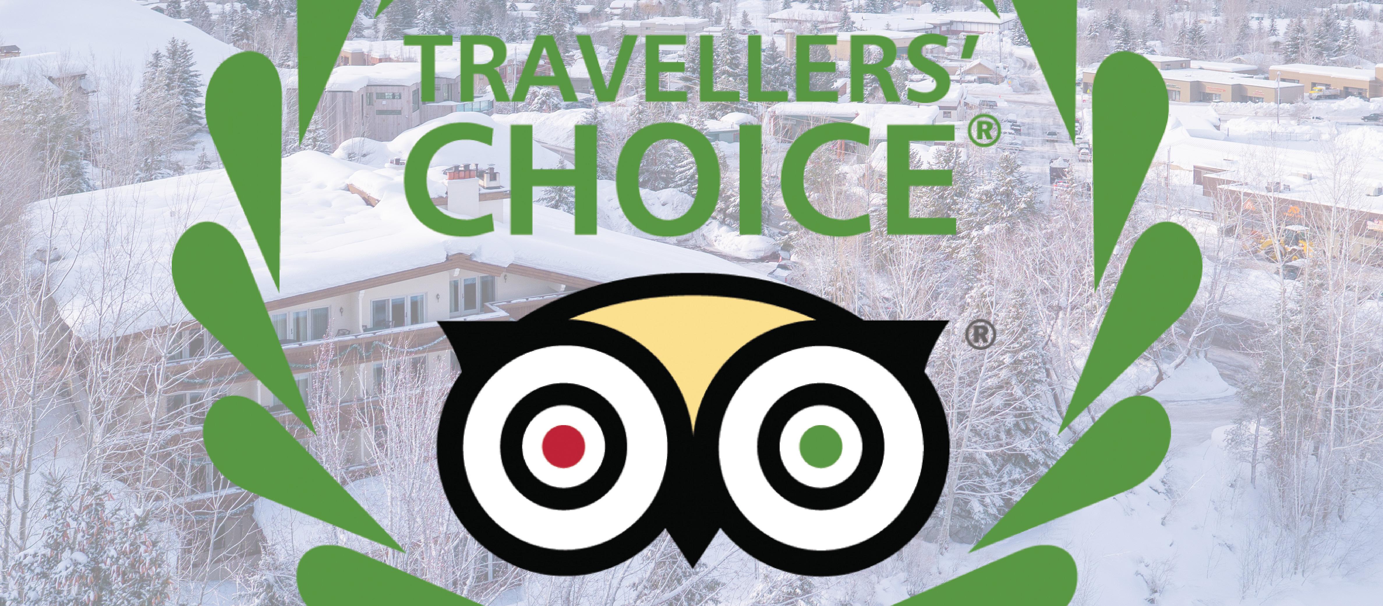 Trip Advisor Traveler's Choice logo